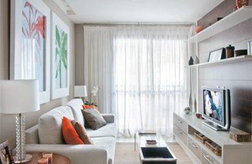 Cortina para trilho ou cortina para varão: como escolher?